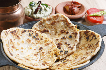 Indian Breads and Parathas